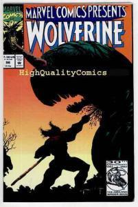 MARVEL COMICS PRESENTS #98, NM, Wolverine, Sam Kieth, Ghost Rider, Tim Truman
