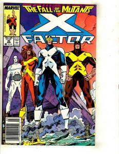 Lot of 12 X Factor Marvel Comic Books 26 27 28 29 30 31 32 33 34 35 36 37 DS2