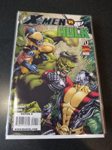 ​X-MEN VS HULK #1 ONE SHOT NM
