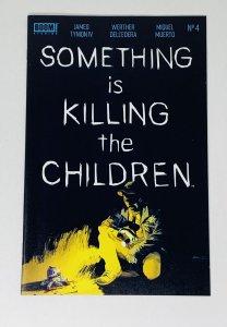 SOMETHING IS KILLING CHILDREN #4