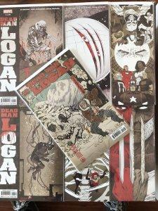 Dead Man Logan #1-6 (2019)