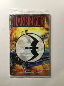 Harbinger Children Of The Eighth Day Sealed Plus #0 Tpb Sc Near Mint Nm Valiant