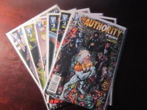 The Authority Prime #1-6 Set - VF - 2007