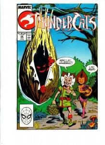 Thundercats #24 Last Issue - Star Comics - Marvel - 19856 - Very Fine