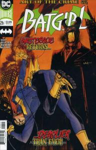 Batgirl (5th Series) #26 VF/NM; DC | save on shipping - details inside