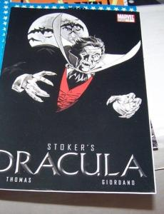 Stoker's Dracula #1 (Oct 2004, Marvel) ROY THOMAS