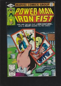 Power Man and Iron Fist #64 (1980)