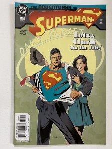 Adventures of Superman #619 (2003)