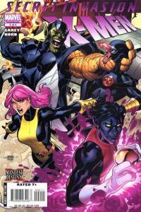 Secret Invasion: X-Men #2, NM (Stock photo)