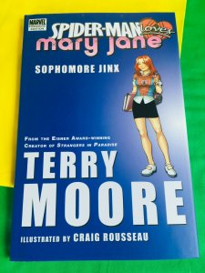 Spider-Man Loves Mary Jane: Sophomore Jinx Marvel Premier Edition HC