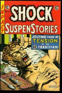 SHOCK SUSPENSTORIES #12-FELDSTEIN HEROIN USE COVER-1973 FN/VF