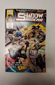 Shadow Riders (UK) #1 (1993) NM Marvel Comic Book J697