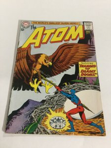 The Atom 5 Vf- Very Fine- 7.5 DC Comics Silver Age