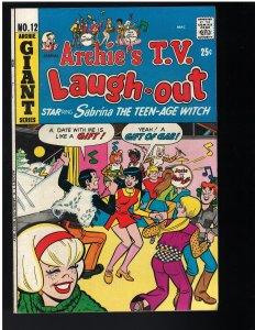 Archie's TV Laugh-Out #12 (1972)