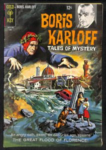 Boris Karloff Tales of Mystery #22 (1968)