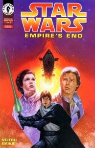 Star Wars: Empire's End #1, NM- (Stock photo)