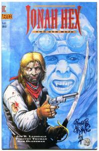 JONAH HEX #4, NM-, Two Gun Mojo, Signed by Tim Truman,Vertigo,1993,more in store