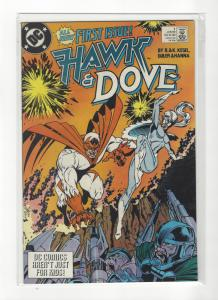 Hawk & Dove #1 Ongoing NM Nice Copy