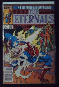 Eternals #5 (1986)
