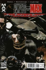 Punisher Max: Hot Rods of Death #1 VF/NM; Marvel | save on shipping - details in