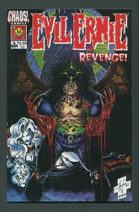Evil Ernie Revenge #4 / 9.4 NM  February 1995