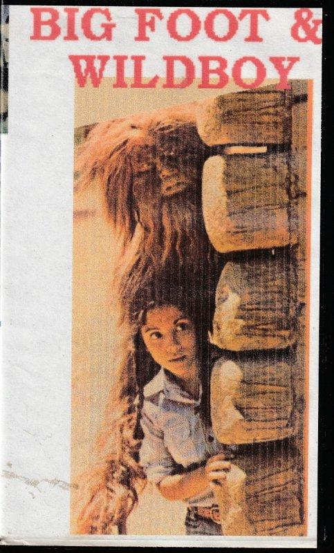 Bigfoot and Wildboy Volume I –II