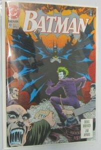 Batman 1st print #491 8.5 VF+ (1993)