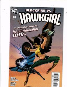 Lot Of 8 Hawkgirl DC Comic Books # 59 60 61 62 63 64 65 66 Hawkman Batman J212