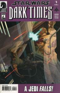 Star Wars: Dark Times #4 VF/NM; Dark Horse   save on shipping - details inside