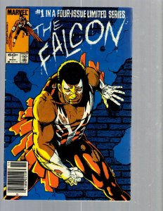 12 Comics Falcon #1 2 4 Ultimates #12 13 X-Men #1 Spider-Man #0 1 4 6 9 22 EK17