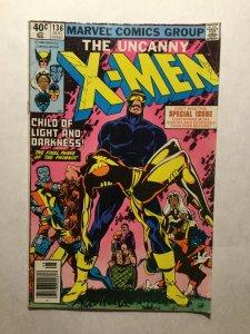 X-Men 136 Very Good Vg 4.0 Newsstand Edition Marvel