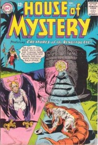 House of Mystery (1951 series) #139, VG (Stock photo)