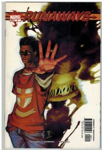 RUNAWAYS (2003)  2 F-VF Aug. 2003