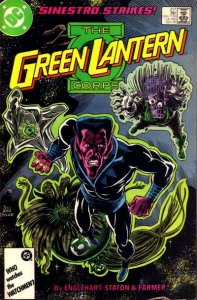 Green Lantern #217 (ungraded) 1st series / stock image ID#B-5