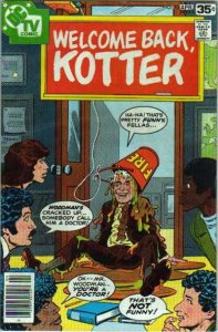 Welcome Back: Kotter #10, NM- (Stock photo)