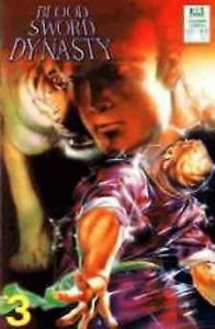 Blood Sword Dynasty #3 FN; Jademan | save on shipping - details inside
