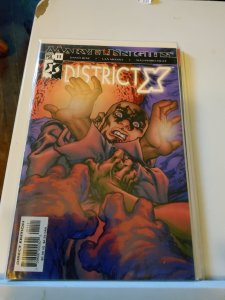 District X #11 (2005)