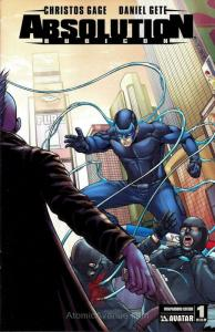 Absolution: Rubicon #1A VF/NM; Avatar | save on shipping - details inside