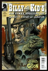 Billy the Kid's Old Timey Oddities #3   9.4 NM