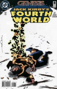 Fourth World (Jack Kirby's…) #8 VF; DC | save on shipping - details inside
