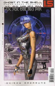 Ghost in the Shell 1.5: Human-Error Processor #2 VF/NM; Dark Horse | save on shi