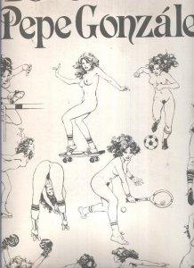Portafolio: Las chicas de Pepe Gonzalez