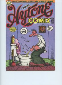 Your HYTONE COMIX / 3rd Printing / 1971 / Apex Novelties / Robert Crumb
