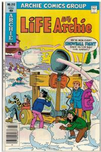 LIFE WITH ARCHIE (1958-    )212 VF-NM Mar. 1980 COMICS BOOK