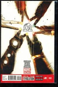 New Avengers (DE) #2 (2013)