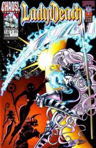 Lady Death #14 VF; Chaos | save on shipping - details inside