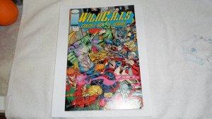 1992 image comics wildcats # 3