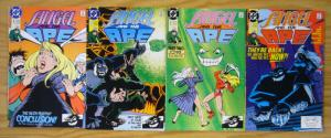Angel and the Ape vol. 2 #1-4 VF/NM complete series - phil foglio  dc comics set