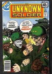 Unknown Soldier #225 (1979)