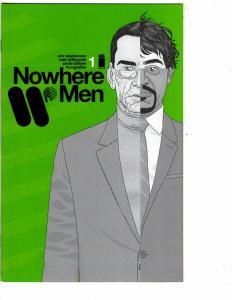 Nowhere Men # 1 Rare 5th Print NM- Image Comic Book Eric Stephenson J209